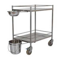 Hospital Dressing Trolley Manufacturers