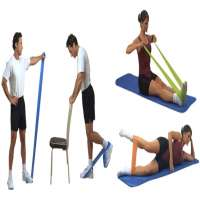 Latex Free Exercise Band Manufacturers