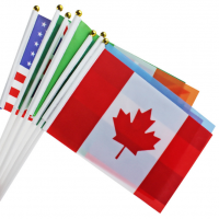 Hand Flags Manufacturers