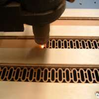 木材激光切割服务 制造商