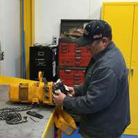 Hoist Repair Services Manufacturers