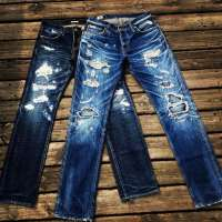 Vintage Denim Jean Manufacturers