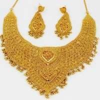 Golden Necklace Manufacturers