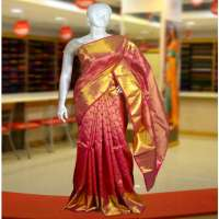 Bridal Silk Saree Manufacturers