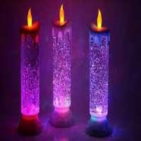 发光的蜡烛 制造商