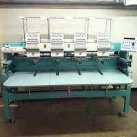Used Embroidery Machine Manufacturers