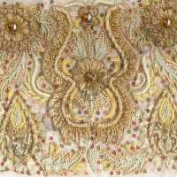 Cord Embroidery Work Manufacturers