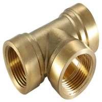 黄铜三通 制造商