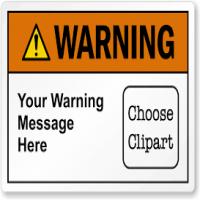 警告标签 制造商