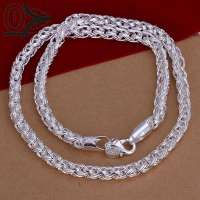 Silver Plated Necklaces Manufacturers