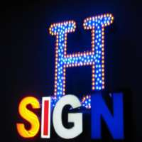 Acrylic Glow Sign Board Manufacturers
