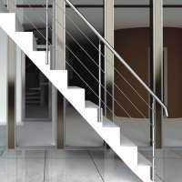 Steel Staircase Railings Manufacturers
