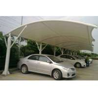 Car Parking Tensile Structure Manufacturers