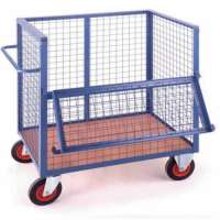 Cage Trolley Manufacturers