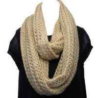 Acrylic Knitting Scarves Manufacturers