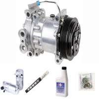 Auto Air Conditioner Parts Manufacturers