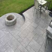 Decorative Concrete Manufacturers