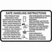 指令标签 制造商
