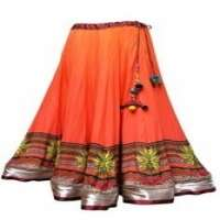 Painted Chaniya Choli Manufacturers