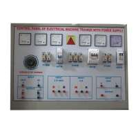 Electrical Machine Trainer Manufacturers
