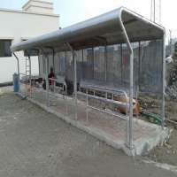 Stainless Steel Bus Stop Manufacturers