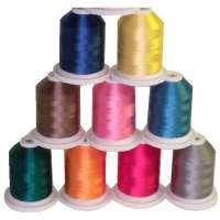 Polyester Embroidery Thread Manufacturers