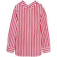 棉条纹衬衫 制造商
