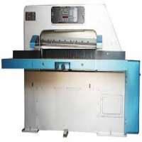 Programmable Paper Cutting Machines Importers