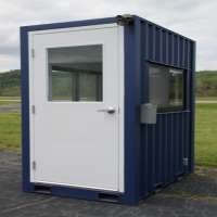 Security Booths Manufacturers
