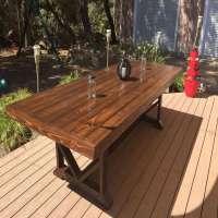 户外木桌 制造商