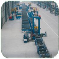 H梁焊接机 制造商