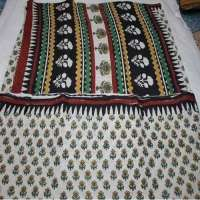 Hand Block Printed Saree Manufacturers