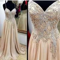 珠饰连衣裙 制造商
