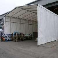 篷布棚 制造商