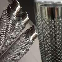 穿孔不锈钢管 制造商