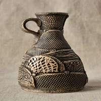 家居装饰陶器花瓶 制造商