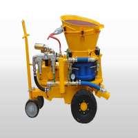 Shotcrete Equipment Manufacturers