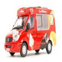 Ice Cream Van Manufacturers