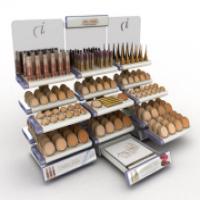 化妆品陈列架 制造商
