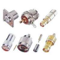 RF Coaxial Connector Manufacturers