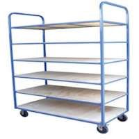 Multi Shelf Trolley Manufacturers
