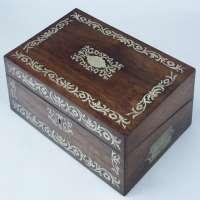 Brass Inlay Box Manufacturers