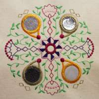Mirror Embroidery Manufacturers