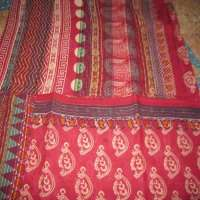 Cotton Hand Block Printed Saree Importers
