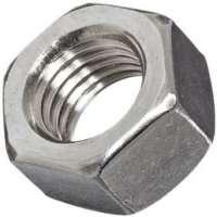 不锈钢六角螺母 制造商