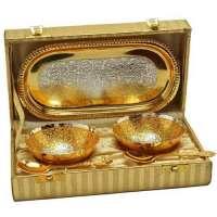 Brass Bowl Set Manufacturers