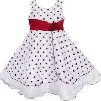 Kids Woven Frocks Manufacturers