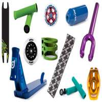 Scooter Components Manufacturers