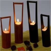 竹蜡烛 制造商