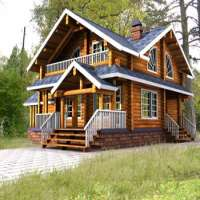 Wooden House Manufacturers